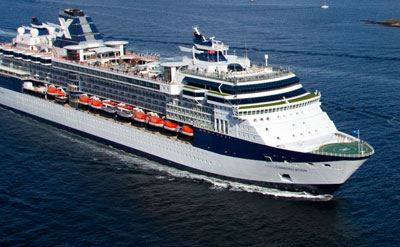 Celebrity Constellation cruise ship