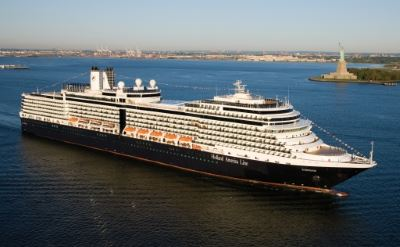 Holland America Eurodam cruise ship