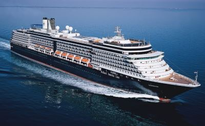 Holland America Noordam cruise ship