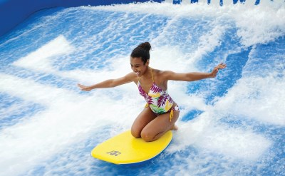 Royal Caribbean Liberty of the Seas flowrider