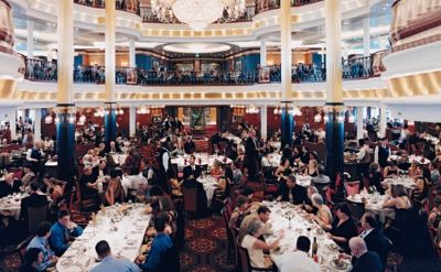 Royal Caribbean Navigator of the Seas dining