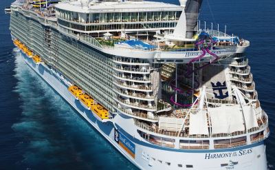 Royal Caribbean Harmony of the Seas cruise ship